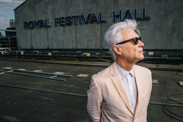 David Byrne curator Meltdown 2015 London